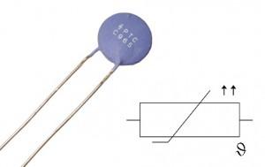 PTC,Positive Temperature Coeffisien,sensor PTC,pengertian PTC,tranducer suhu,sensor suhu,jenis sensor suhu,tipe thermistor