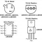 Sensor Suhu IC LM35