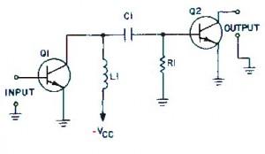 metode coupling RLC,impedance coupling,fungsi coupling RLC,rangkaian coupling RLC,rangkaian coupling impedansi,teori impendace coupling,definisi impedance coupling