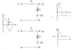 rangkaian clipper dioda,clipper seri dengan dioda,rangkaian clipper sinyal,pemotong sinyal,clipper paralel dioda,clipper sinyal dioda,teori clipper sinyal,pemotong sinyal,rangkaian clipper paralel,rangkaian clipper dioda,clipper positif,clipper negatif,clipper tegangan,clipper tegangan positif,clipper tegangan negatif,level clipping