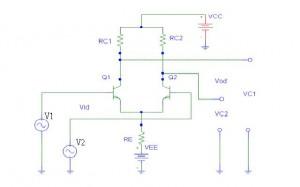 rangkaian dasar op-amp,dasar op amp,operasional amplifier,rangkaian diferensial op amp,teori op amp,dasar op amp,definisi op amp,pengertian op amp