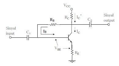 Feedback Bias Transistor