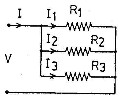 rangkaian paralel pada resistor