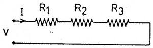 resistor seri,rangkaian seri resistor,rumus resistor seri,arus resistor seri,tegangan resistor seri,rumus resistor seri,teori resistor seri,menghitung resistor seri
