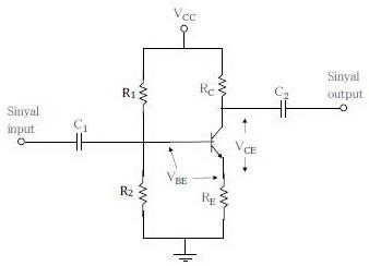 Self Bias Transistor