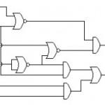 Dekoder BCD Ke 7 Segment Ruas A,dekoder ruas A,dekoder bagian A