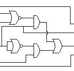 Dekoder BCD Ke 7 Segment Ruas B,dekoder ruas B,dekoder bagian B