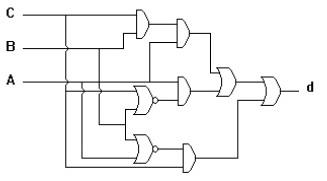 Dekoder BCD Ke 7 Segment Ruas D,dekoder ruas D,decoder 7 segment bagian D