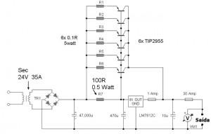 12 V 35A Power Supply,Power Supply 12V 35A,Rangkaian Power Supply 12V 35A,skema power supply 12V35A,skema adaptor 12V35A,rangkaian adaptor12V35A,catu daya 12V 35A,skema catu daya 12V 35A,bagian power supply 12V,fungsi bagian power supply 12v,aplikasi power supply 7812,regulator tegangan tetap 7812,penguat arus 7812,rangkaian penguat arus 7812,skema penguat arus 78xx,adaptor dengan 7812,power supply dengan 7812,catu daya dengan 7812