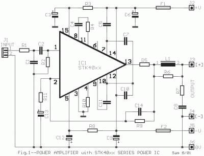 Rangkaian Power Amplifier STK4036 STK4044,power amplifier stk4036,power amplifier stk4038,power amplifier stk4040,power amplifier stk4042,power amplifier stk4044,rangkaian power amplifier stk,skema power amplifier stk,membuat power amplifier ic,merakit power amplifier stk,rangkaian power stk,power stk50 watt,power stk100 watt,komponen power stk,output power stk,kualitas power amplifier stk,karakteristik power amplifier stk,power rakitan