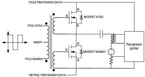 Inverter Setengah Jembatan