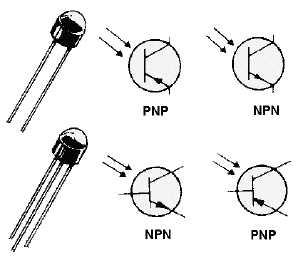Sensor Photo Transistor