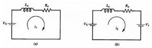 Gambar Rangkaian Ekivalen Metode Pengereman Regeneratif,rangkaian ekivalen pengereman motor listrik,rangkaian ekivalen pengereman regeneratif,rangkaian ekivalen pengereman elektrik