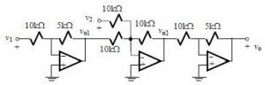 Diagram Blok Penguat Operasional,blok rangkaian penguat,diagram rangkian penguat operasional,contoh diagram blok op amp