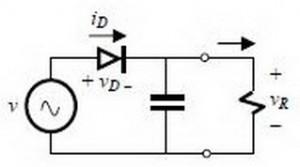 Filter (Tapis) Dalam Penyearah Gelombang (Rectifier),rangkaian rectifier,filter,Filter Kapasitor,tapis filter kapasitor,tapis filter rectifier,filter pada rectifier,filter penyearah gelombang,teori filter rectifier,teori filter pada penyearah,tapis filter dengan kapasitor,filter pasif kapasitor,tapis pasif kapasitor,rumus filter kapasitor,fungsi filter power supply,fungsi filter rectifier,kegunaan filter pada adaptor,fungsi kapasitor pada power supplytujuan pemasangan kapasitor pada adaptor