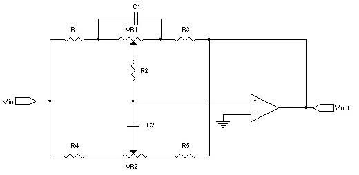 Tone Control Baxandall