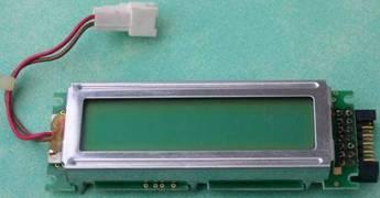 LCD (Liquid Cristal Display) Dot Matrix 2×16 M1632