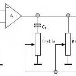 Sistem Pengatur Nada (Tone Control) Setelah Penguat Tegangan